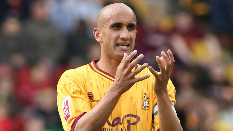 Rehman made 71 appearances for Bradford between 2009 and 2010