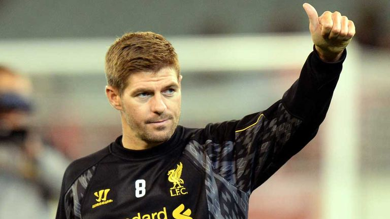 Steven Gerrard: Liverpool captain optimistic for the future