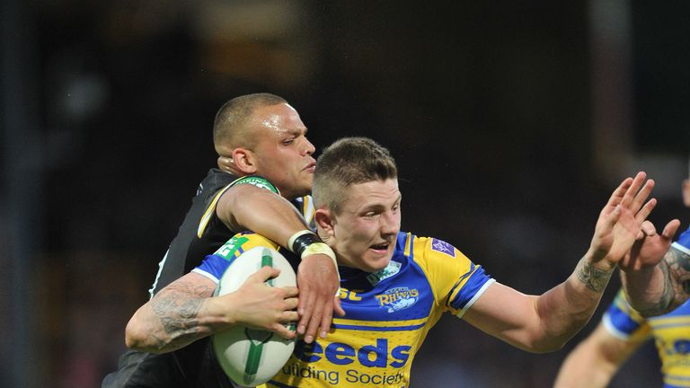 Liam Sutcliffe: Hopes his good recent form is enough to persuade Leeds to offer him a new contract