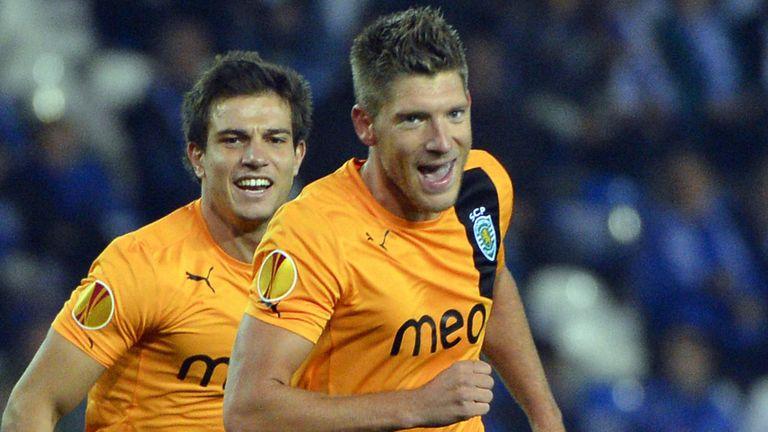 Stijn Schaars: Joins PSV from Sporting Lisbon
