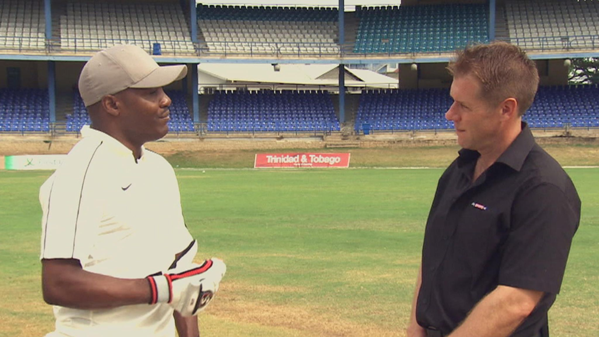 Brian Lara Masterclass: how to bat like the West Indies