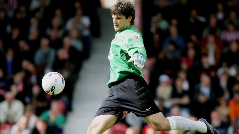 Konstantopoulos: Recruited by Middlesbrough