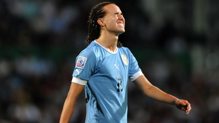 Diego Laxalt: Inter's new signing played in all seven of Uruguay's matches at the recent Under-20 World Cup