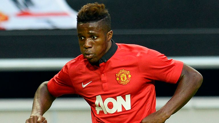 Wilfried Zaha: Crystal Palace made late attempt to try and sign youngster, says Ian Holloway