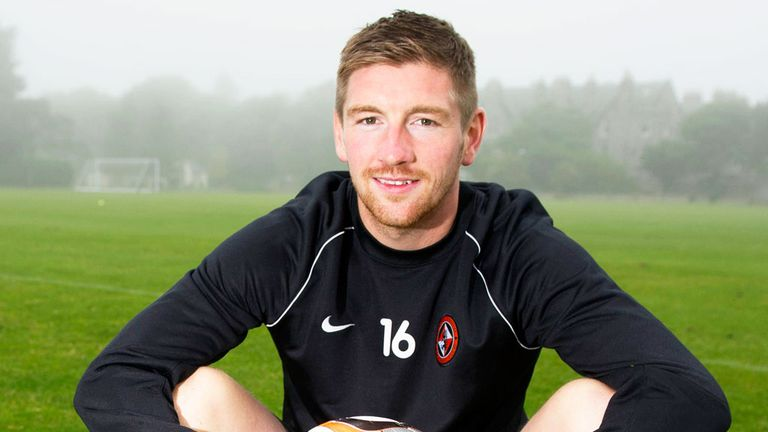 Mark Wilson: Defender is expected to play against St Johnstone