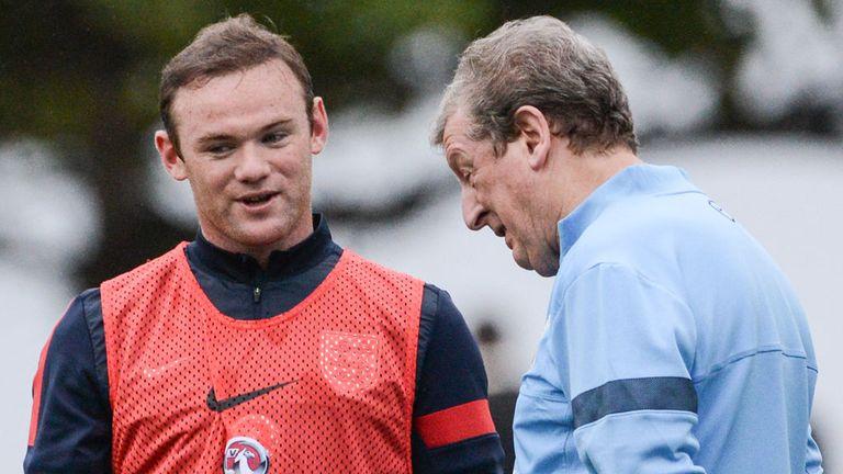 England boss Roy Hodgson agitated by 'sad obsession' with Wayne Rooney
