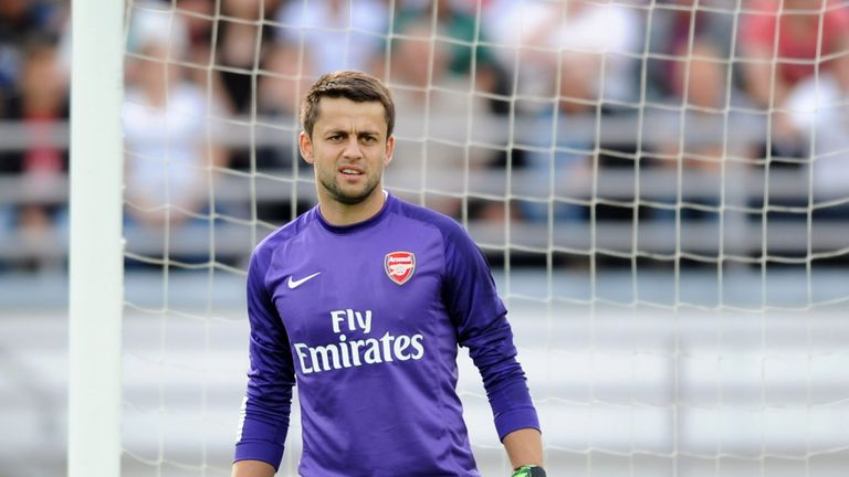 Lukasz Fabianski: Set to leave Arsenal this summer