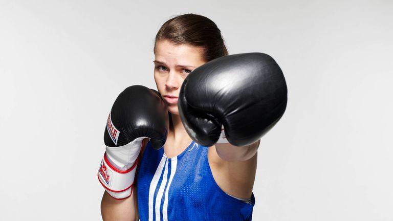 Savannah Marshall has battled through to make the Olympics in Brazil