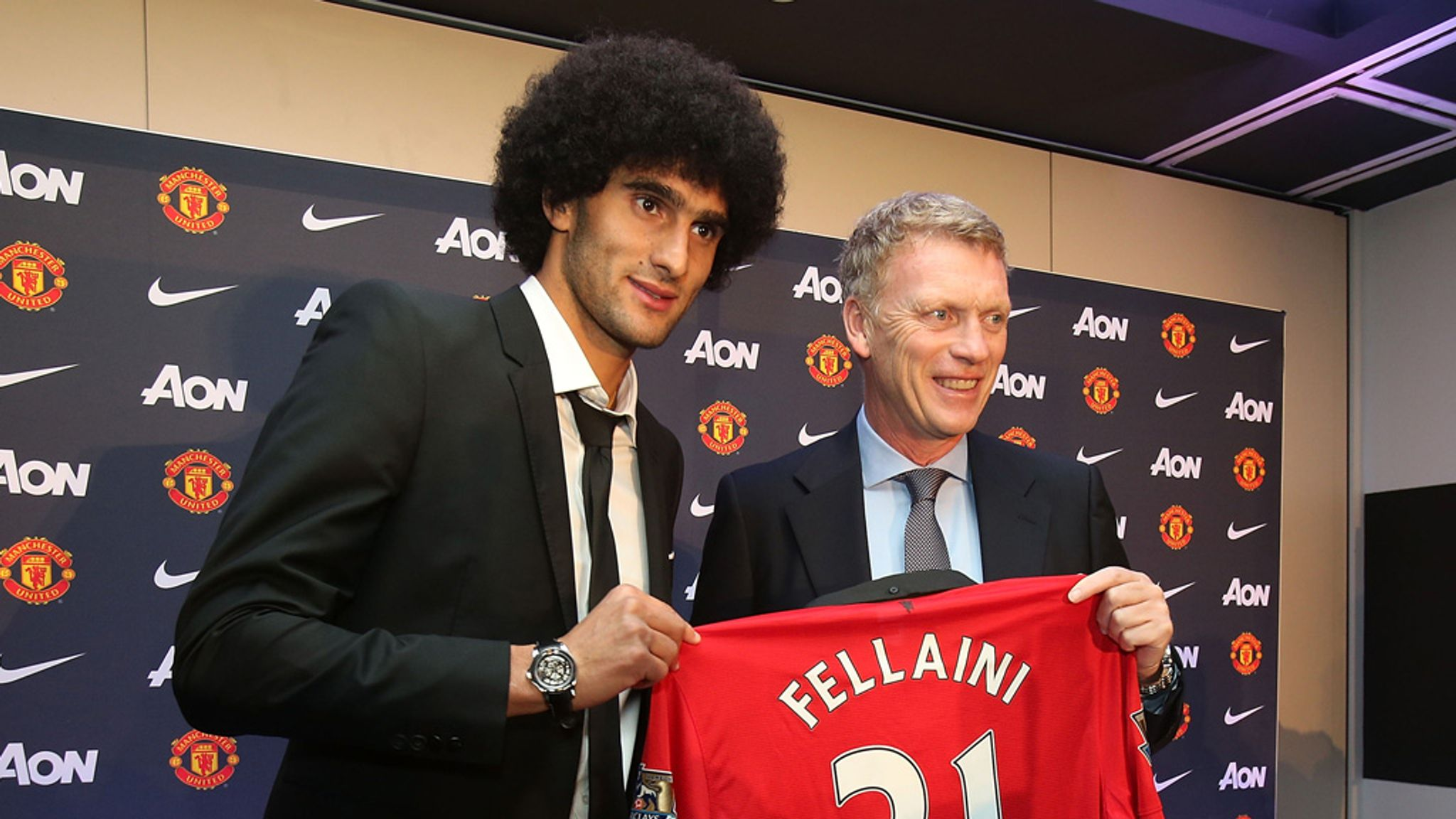 Man United too quick to sack Jose Mourinho, says Marouane Fellaini