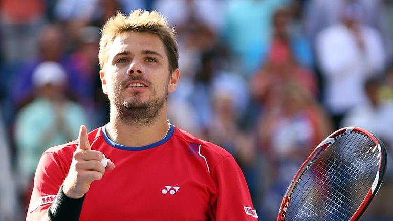 Stanislas Wawrinka: Faces Dimitry Tursunov in last eight