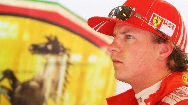 """Raikkonen revela la historia de su llegada a Ferrari: """"Firmé el contrato con ellos en 2005"""""""