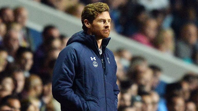 Andre Villas-Boas: Angered by Vlad Chiriches's agent