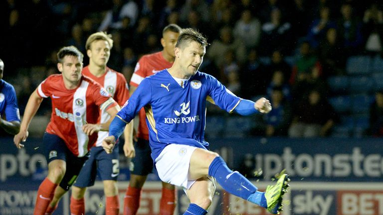 David Nugent: Double secures Leicester victory