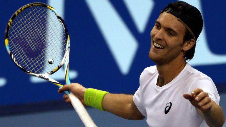 Joao Sousa: Defeated David Ferrer to reach the last four in Kuala Lumpur