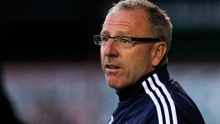 Kevin Ball: Has been named temporary manager of Sunderland