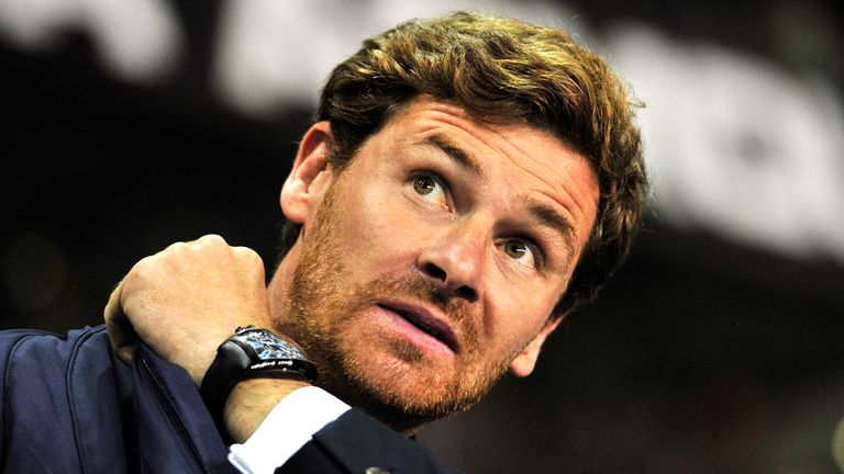 Villas-Boas: are his side too slow with the ball to beat Everton?