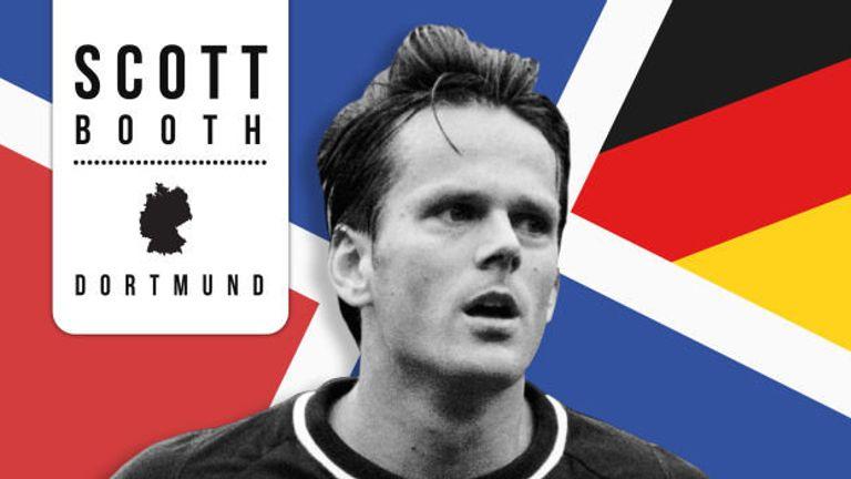 Scott Booth left Aberdeen to join Borussia Dortmund in 1997