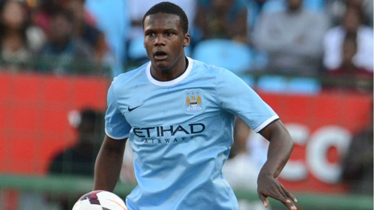 Dedryck Boyata: Remains part of manager Manuel Pellegrini's plans
