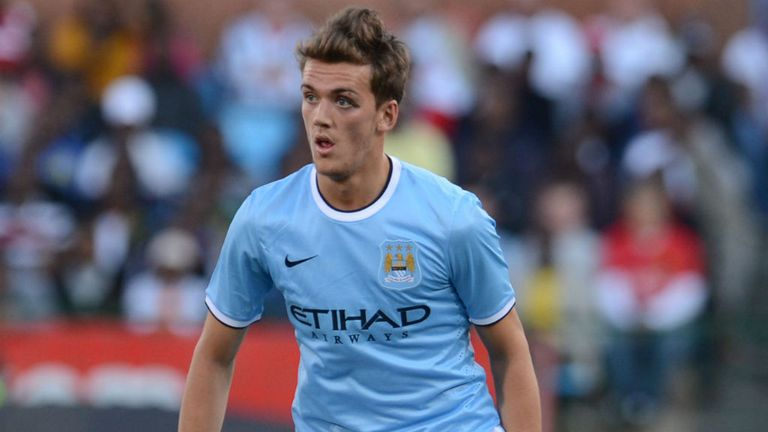 Emyr Huws: Birmingham loan move for Manchester City youngster