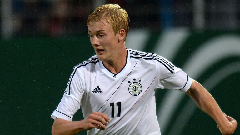 Julian Brandt: Turned down a new deal to stay at Wolfsburg