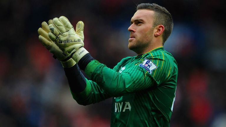 Lee Camp joins Sunderland from Cardiff until the end of the season