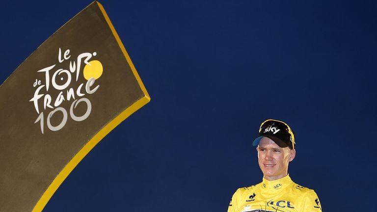 Per il secondo anno consecutivo il Team Sky si aggiudica il premio grazie a Chris Froome