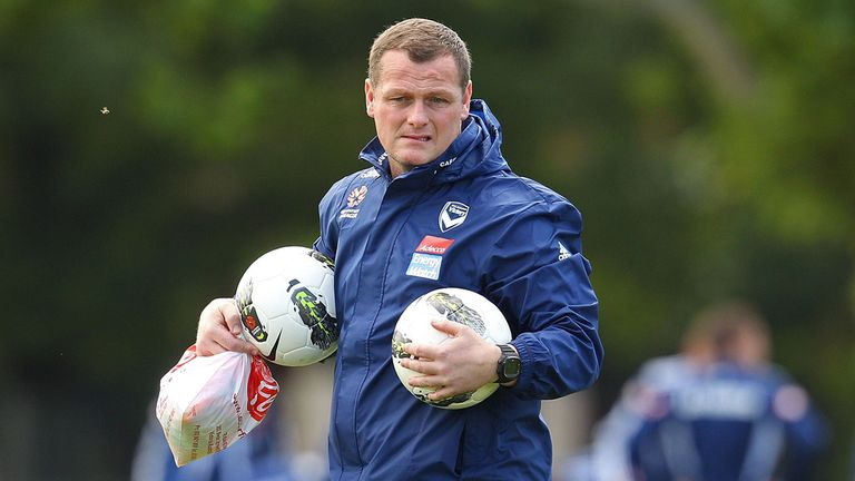 Jim Magilton lost out on the job to Michael O'Neill in 2012