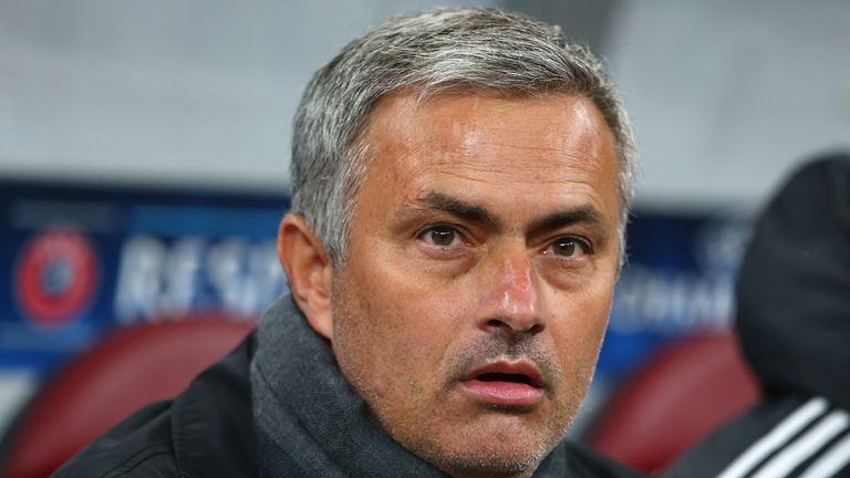 Jose Mourinho: Delighted with Chelsea's performance in Bucharest