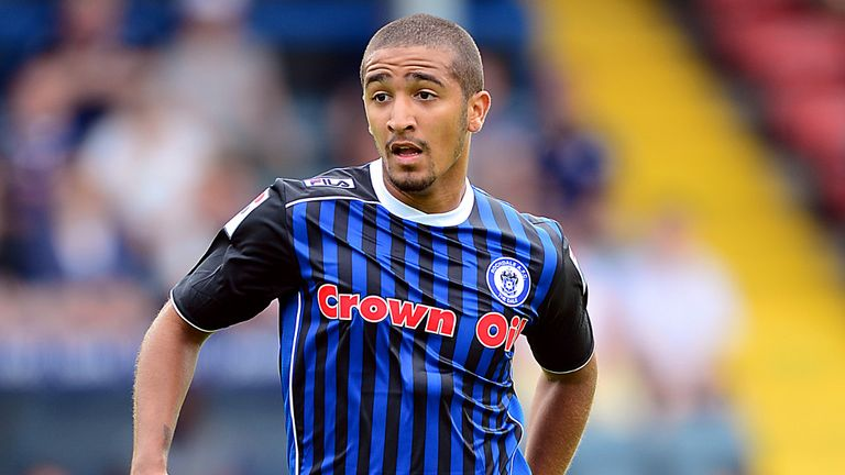 Bastien Hery: Makes move to Accrington