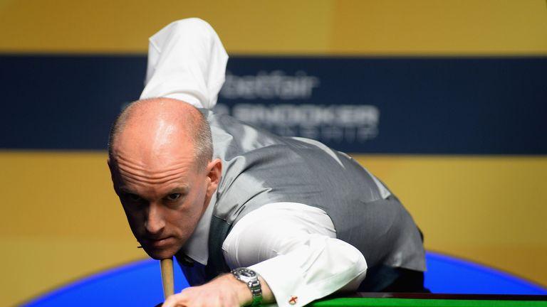Peter Ebdon: Englishman played in three World Championship finals, taking the title in 2002