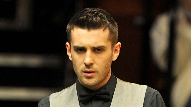 Mark Selby: Will defend his UK Championship title later this month