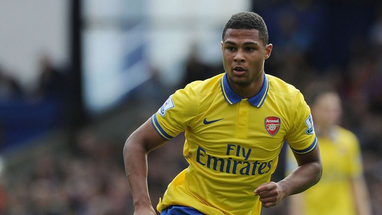 Serge Gnabry: Arsenal teenager has signed a long-term deal with the club