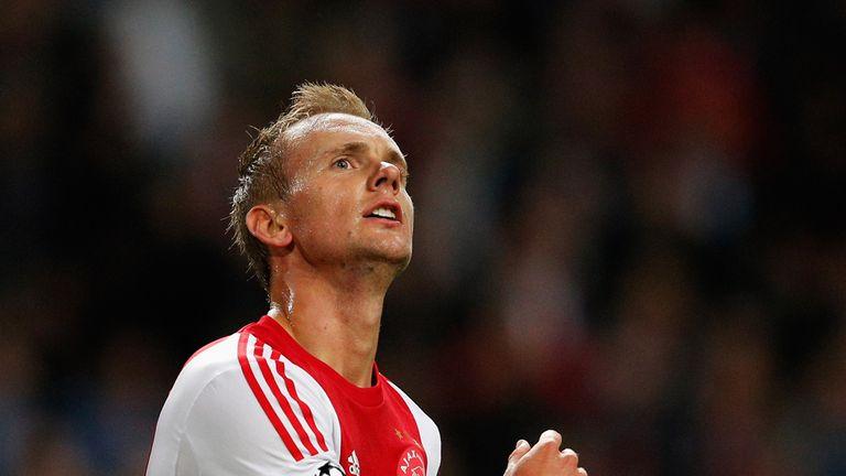 Siem De Jong: Put Ajax ahead