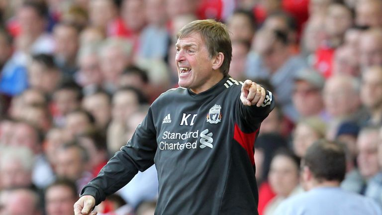 Dalglish's second spell in charge of Liverpool came to an end in May 2012