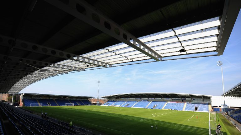 Chesterfield's owner Dave Allen resigned as chairman and director on Monday