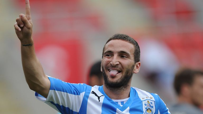 Martin Paterson: Late equaliser for Huddersfield
