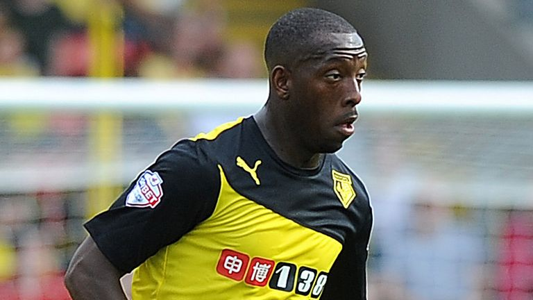 Lloyd Doyley: Watford keep faith in defender