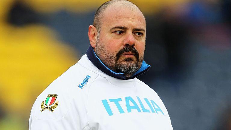 Giampiero De Carli: Won 32 caps for Italy