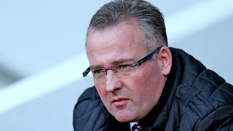 Paul Lambert: Questions importance of FA Cup