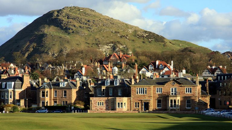 The 18th - North Berwick; chosen by Catriona Matthew