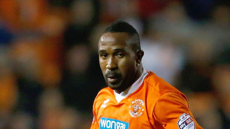 Ricardo Fuller: Scored the winner for Blackpool