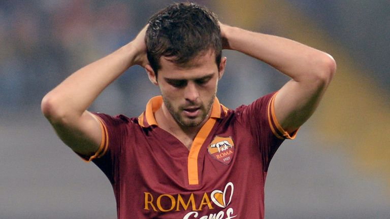 Miralem Pjanic: Has no intention of leaving Roma soon