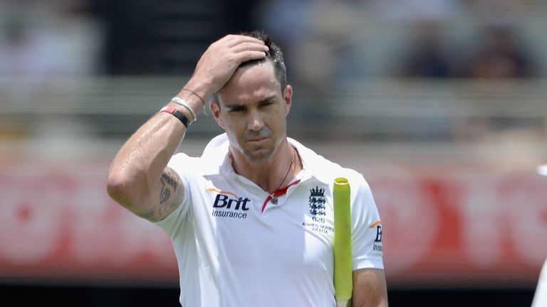He never played for England again following the disastrous 5-0 drubbing in the 2013/14 Ashes
