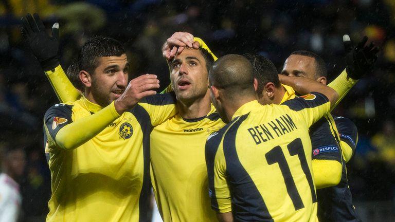 Maccabi Tel Aviv: Struggled to find a breakthrough