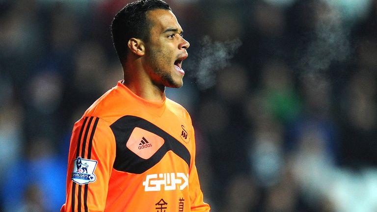 Michel Vorm: Has no offers to consider at present