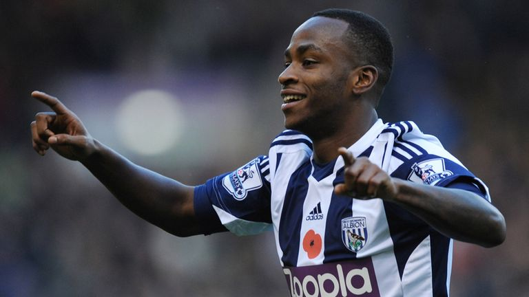 Saido Berahino: Has agreed a new three-and-a-half year deal with West Brom