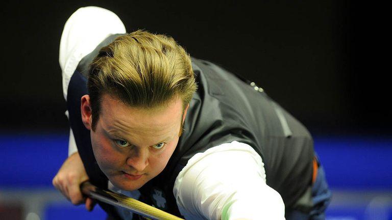 Shaun Murphy: Highest break of the tournament in first round breeze