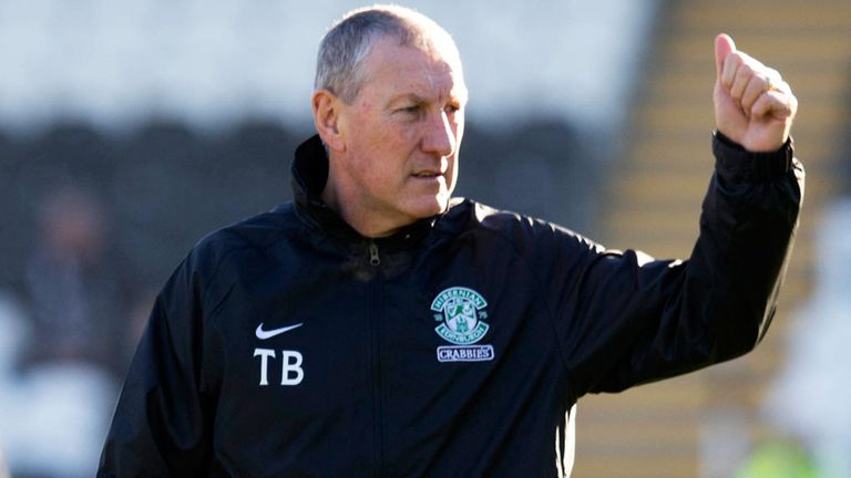 Terry Butcher felt his side deserved a draw