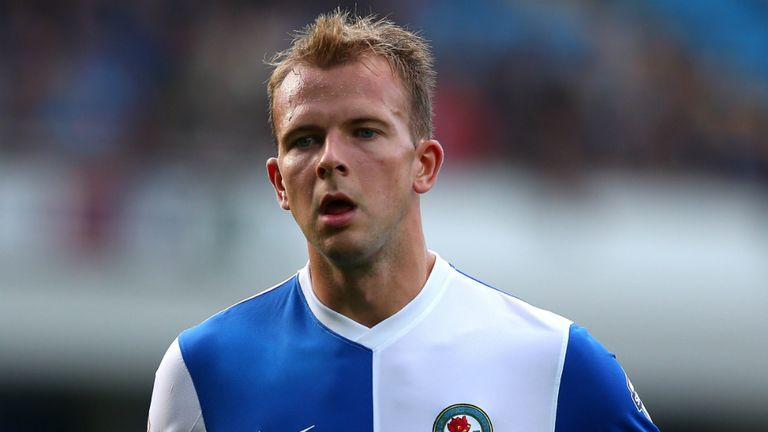 Jordan Rhodes: Missed a good opportunity for Rovers