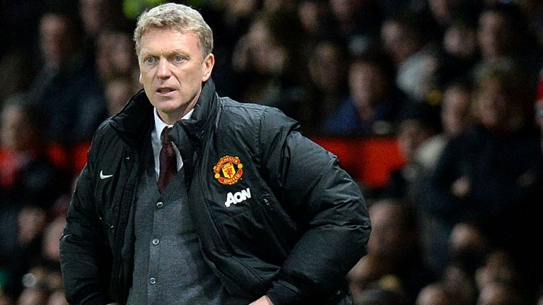 Premier League: David Moyes tells United squad: Show everyone how good you are